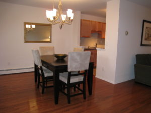 Dining Room After Vacant Home Staging