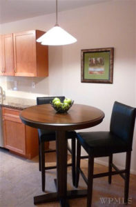 Kitchen After Vacant Home Staging
