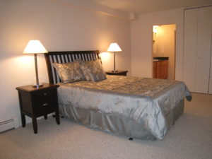 Master Bedroom After Vacant Home Staging