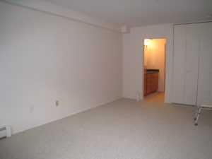 Master Bedroom Before Vacant Home Staging