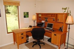 Home Staging brings Multiple Offers on a House - Office listing picture