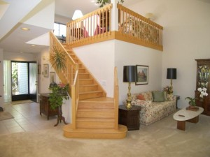 Heritage Hills Somers NY - Entry After Home Staging