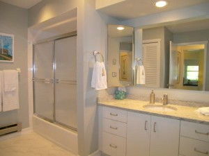 Guest Bathroom After Home Staging