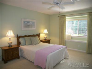 Master Bedroom After Budget Home Staging Consultation