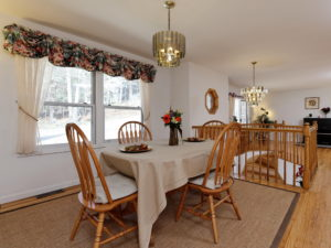 Home Staging Success - Dining Room After Home Staging