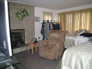 Katonah NY Home Staging - Den Before Home Staging