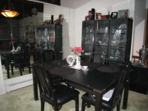 Katonah NY Home Staging - Dining Room Before Home Staging