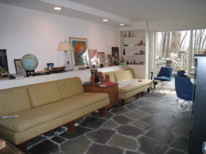Katonah NY Home Staging - Theater Before Home Staging