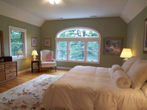 Master Bedroom Listing Picture After Home Staging