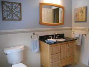 Hall Bathroom After Home Staging