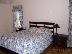 Master Bedroom Before Home Staging Consultation