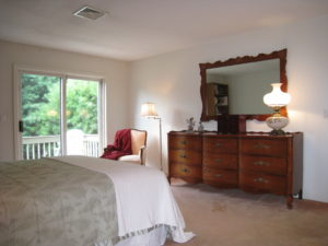 Master Bedroom After Home Staging