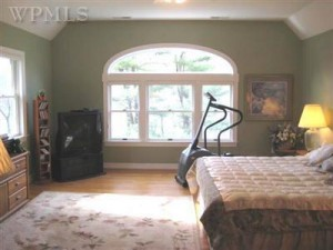 Master Bedroom Listing Picture Before Home Staging