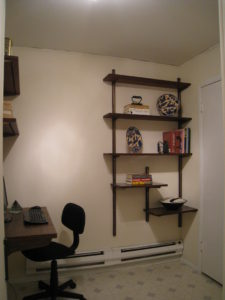 Home Office After Home Staging