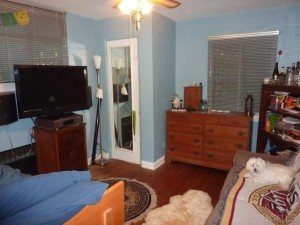 Boys Bedroom Before Home Staging