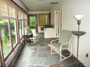 Sunroom After Home Staging