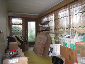 Sunroom Before Home Staging