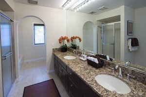 Bathroom After Home Staging in Rye NY