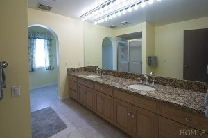 Bathroom Before Home Staging in Rye NY