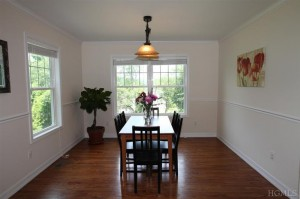 free home staging consultation - dining room after home staging