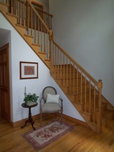 Vacant Home Staging - Entry After