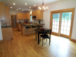 Vacant Home Staging - Kitchen After