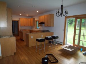 Kitchen Before Home Staging