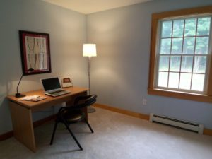 Vacant Home Staging - Office After