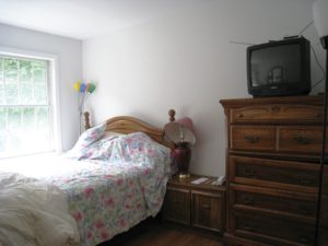Smallest Bedroom Before Home Staging in Patterson NY
