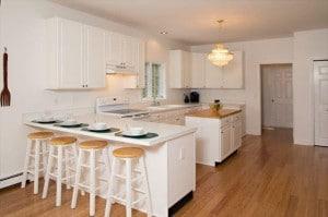 Kitchen After Home Staging in Patterson NY