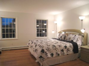 Master Bedroom After Home Staging in Patterson NY