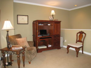 Office After Home Staging