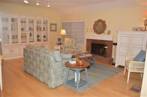 Home Staging Heritage Hills - Lving Room After Home Staging