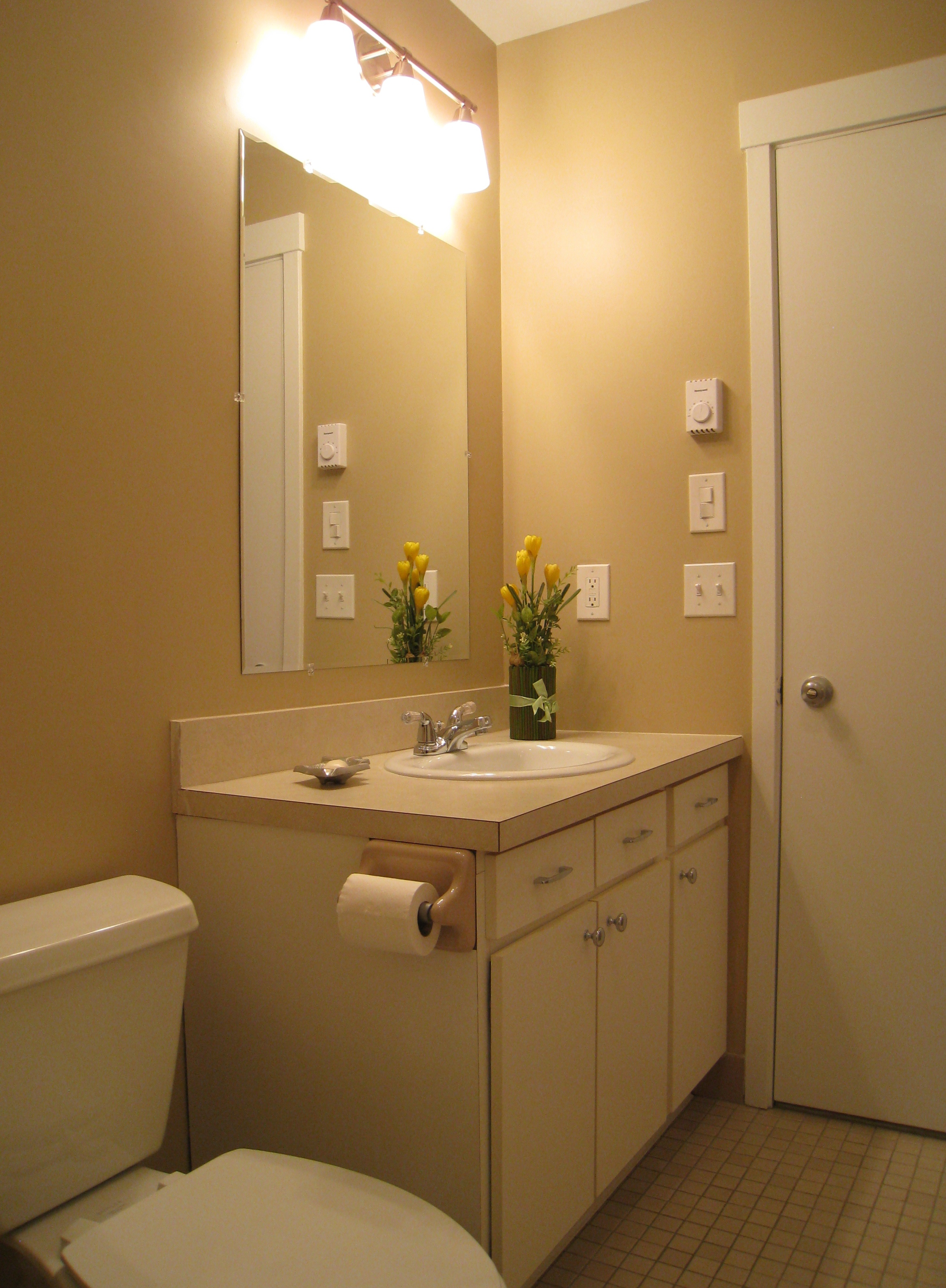 Bathroom Staging Home Staging From Rehab To Rental Atwell Staged Home
