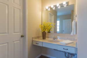 Dressing Area After - Home Staging Cortlandt Manor