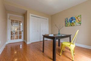 Third Bedroom/Office After - Home Staging Cortlandt Manor