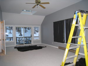 Home staging believer's Bonus Room after home staging