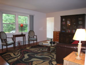 Home staging believer's Living Room after home staging
