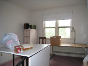 Guest Bedroom Before AtWell Staged Home