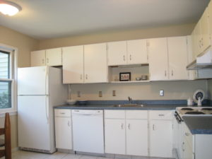 Kitchen after AtWell Staged Home