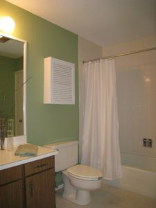 Master Bathroom After AtWell Staged Home