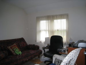 Office Before AtWell Staged Home
